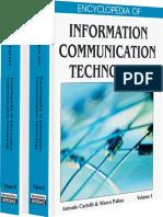 Encyclopedia of Information Communication Technology.pdf