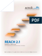 REACH 2 1 Rubrics 0816