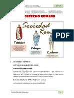 Derecho Romano. Estado -Ciudad