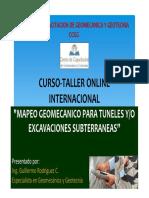 Curso OFFLINE Mapeo GeomecÃ_nico - Unidad 1-3