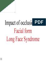 E-Occlusion - Facial Form