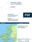 Environments for Mental Health Care in Scandinavia_Knut_Bergsland