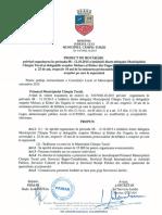 1.Proiect de Hotarare Organizare Intalnire Delegatie Campia Turziisi Delegatie Orasele Mohacs Si Kisber