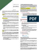 Obligations of Vendor - Sales Reviewer