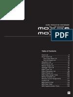 MOXF6 Data List.pdf