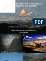 Reuben Gergan_Development of Minigrids in the Ladakh Region