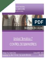 Inspeccion y Control - UTN