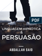 LINGUAGEM HIPNÓTICA & PERSUASÃO