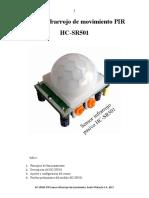 Manual Del Usuario Sensor de Movimiento Pir Hc Sr501
