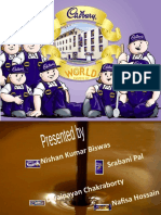 Cadbury Presentation