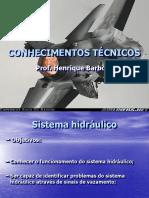 Aula v - Conhecimentos Técnicos - Sistema Hidráulico