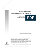 Dialnet-IusnaturalismoEInterpretacionJuridica-3729392