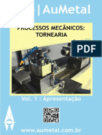 E-book Tornearia 1 AuMetal