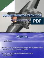 Aula Vi - Conhecimentos Técnicos - Grupo Motopropulsor
