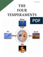 4 temperments