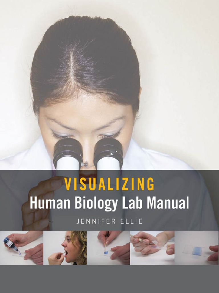 8272960a83e Visualizing Human Biology Lab Manual 11 | Experiment | Scientific Control