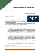 Gonzalez - Weinstein - La enseñanza de la matemáticas en el jardín - El nuemro y la serie munerica [anexo 2].pdf