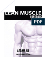 The Lean Muscle Guides
