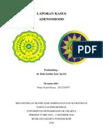 326929319 Laporan Kasus Adenomiosis