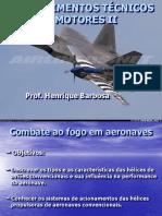 Aula VII - CT II - Combate Ao Fogo Em Aeronaves