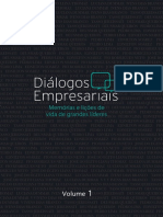 Livro Diálogos Ednilton Soárez