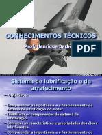 Aula Viii - Conhecimentos Técnicos - Sistema de Lubrificação