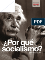 ¿Por qué Socialismo?