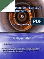 Aulaii - Ct III - Instrumentos de Bordo