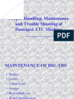 D2.PM.1_Proper Handling, Maintenance and Trouble Shooting of ATC Machine