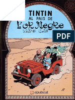 Herge. [Les Aventures de Tintin - 14] Tintin Al Pais de l'or Negre (0751 V