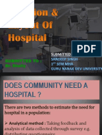 Hospital Planning and Lay 3855119