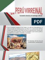 El Perú Virreinal