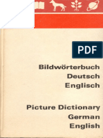German English Picture Dictionary