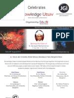Brochure Knowledge Utsav