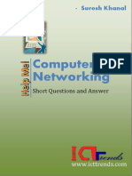 Computer Networking Short Questions and Answers