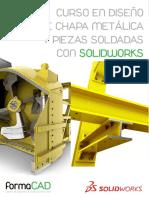 Curso en Diseño de Chapa Metálica y Piezas Soldadas Con Solidworks