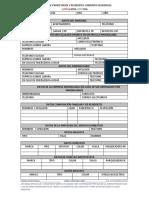 Registro de Propietarios y Residentes Conjunto Residencial