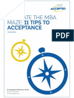 Navigate the MBA Maze FINAL