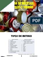 Diapositivas Reciclaje