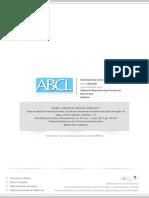 Guías de Práctica de Laboratorio Clínico. Uso de Los Marcadores Tumorales en El Cáncer de Hígado, De