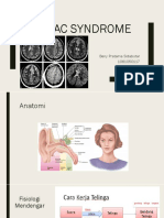 PPT Susac Syndrome