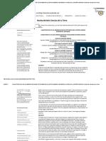Caracteristicas de Las Mineralizaciones Vetiformes en El Distrito Minero Bagrenechi, Antioquia _ Londoño Herrera _ Boletín de Ciencias de La Tierra