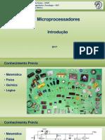 Introdução a Microprocessadores