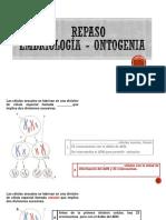 Repaso Embriología Entogenia (1)