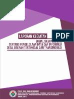 Kementerian Desa, Pembangunan Daerah Tertinggal Dan Transmigrasi