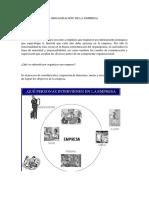 Organización de La Empresa Print