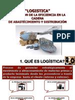 Introduccion a La Losgistica