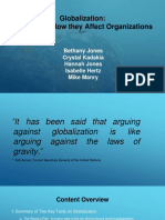 globalization-trends and how they impact organizations