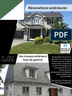 Rencontrez nos designers extérieures pour votre rénovation extérieure à Québec