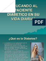 Educando Pac Diabetico